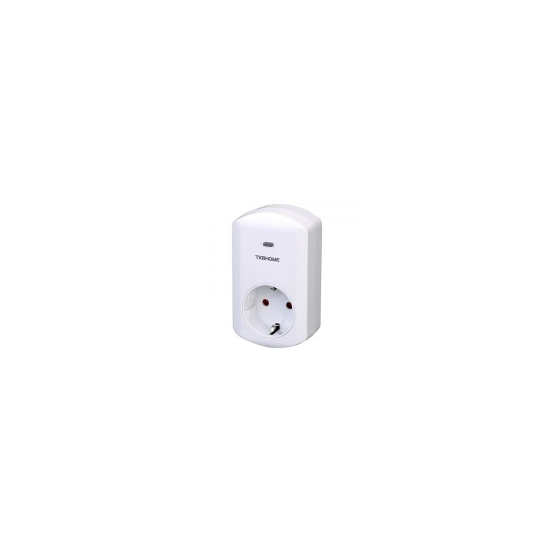 Enchufe dimmer Z-Wave Schuko de TKB HOME
